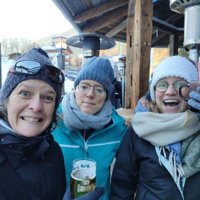 sneeuw- en skireis