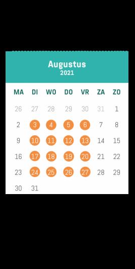 Zomer VOLT augustus 2021